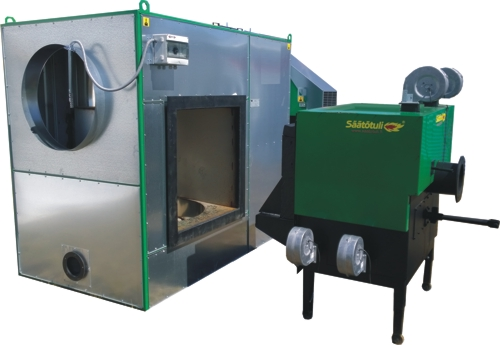 hot-air-generator