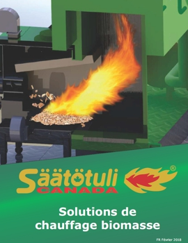 Téléchargez la brochure Solutions de chauffage biomasse (PDF) - Chaudières biomasse, systèmes à air chaud pulsé, chaufferies en container