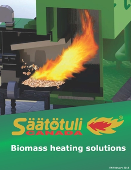 Download Biomass heating solutions brochure (PDF) - Learn more about our biomass boilers and hot air furnaces.