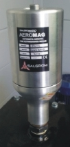 Aeromag aerosol extinguisher ensure a secure operation with pellets