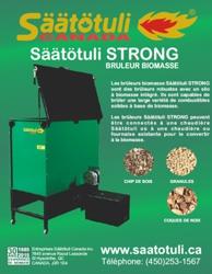 Téléchargez la brochure PDF du brûleur biomasse Säätötuli STRONG