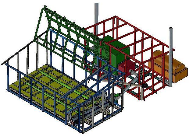 Biocont MultiJumbo - Chaufferie biomasse préassemblée pour réseau de chaleur